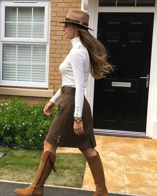 Adderbury skirt