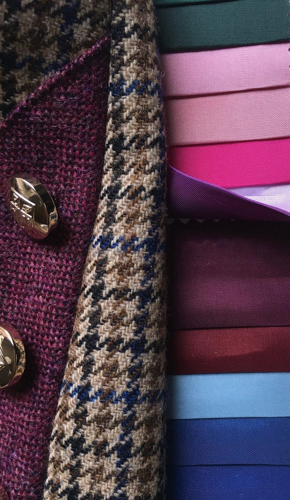 English Nettle - textiles